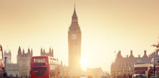 Visting London on the cheap