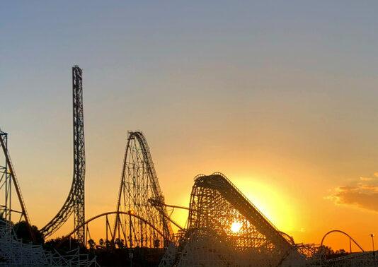 Roller coaster design limits