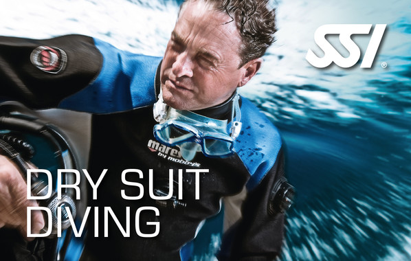 dry suit diving program