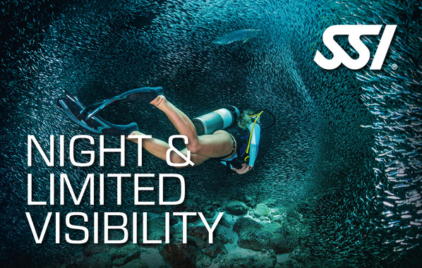 Night Diving and Limited Visibility program
