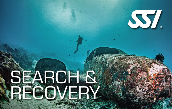 search and recovery dives