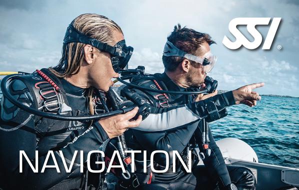 underwater navigator program