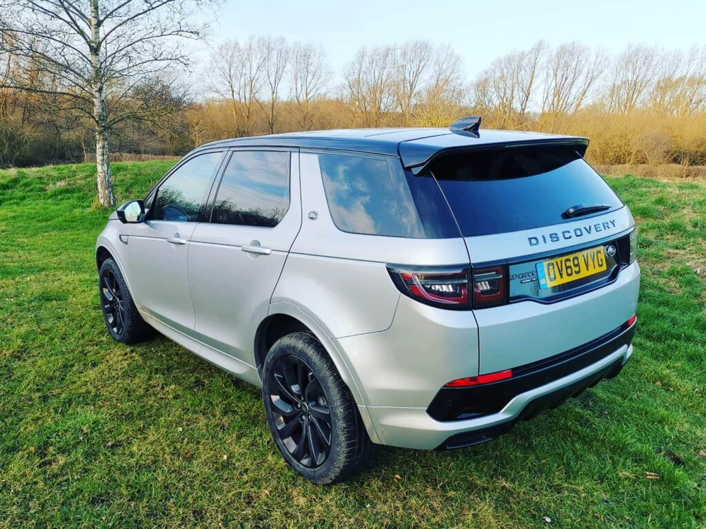 Land Rover Discovery Sport R-Dynamic S rear