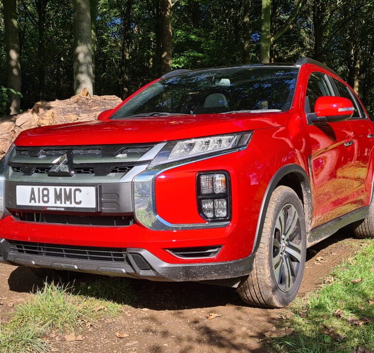Mitsubishi ASX Exceed Automatic 4WD front
