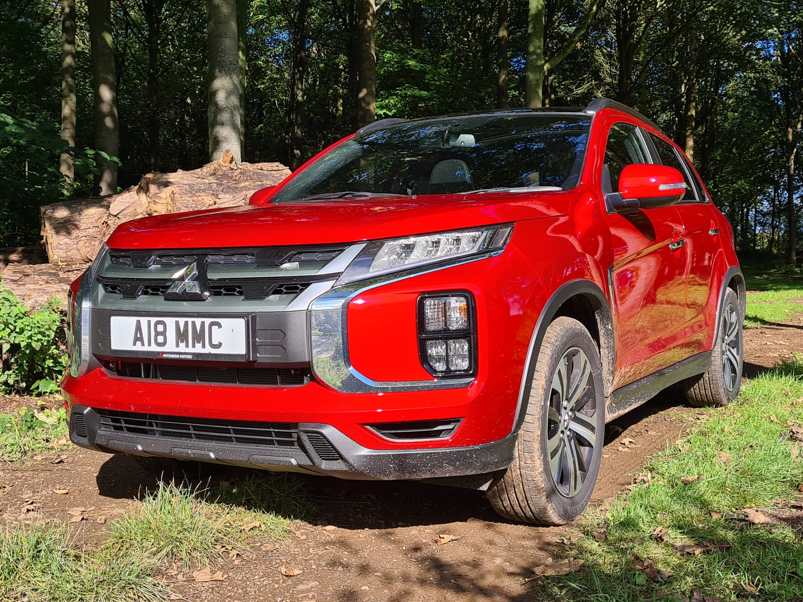 On Test: Mitsubishi ASX Exceed Automatic 4WD
