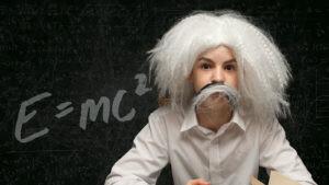 Einstein Parody