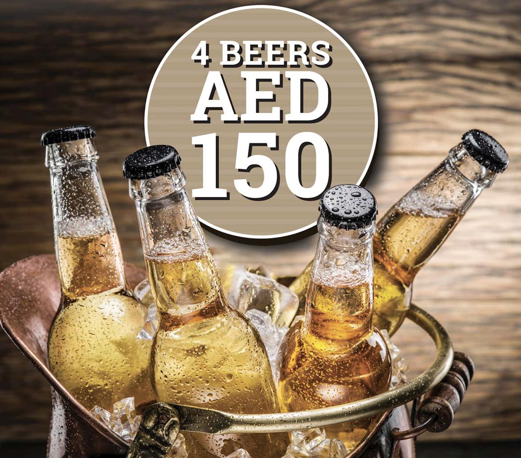 4 Beers