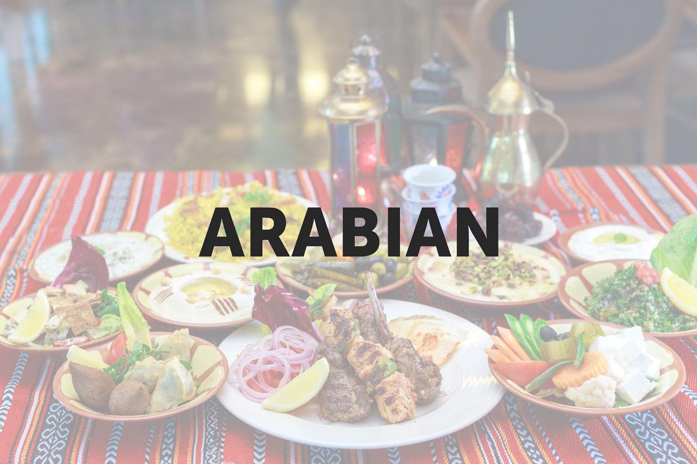 Arabian--Buffet-at-Great-British-Restaurant