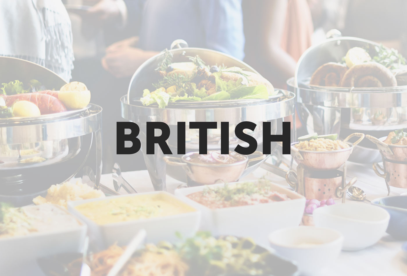 British--Buffet-at-Great-British-Restaurant