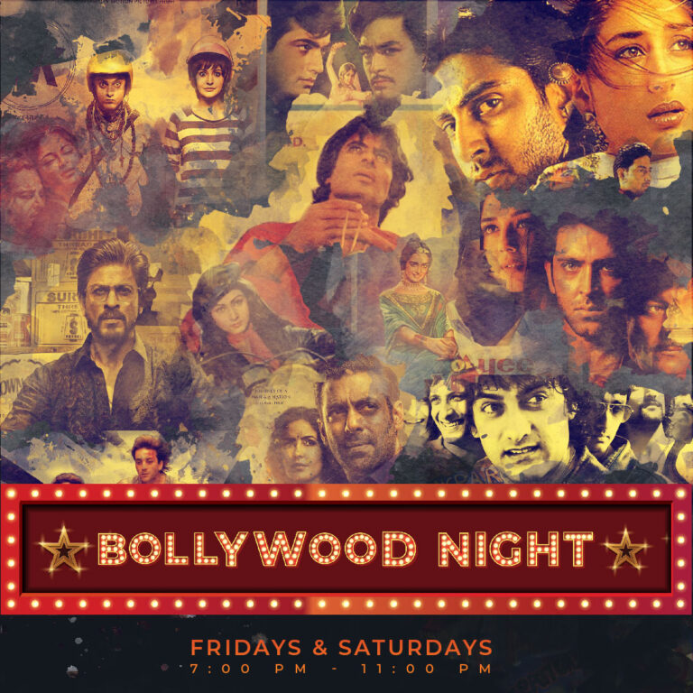 Friday Bollywood Night at Khyber Indian Restaurant in Palm Jumeirah
