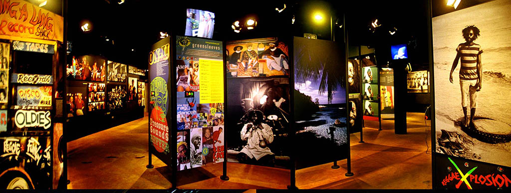 The Reggae Explosion exhibition