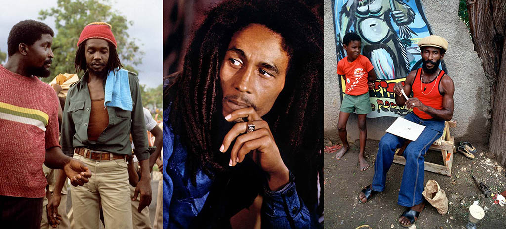 Peter Tosh - Bob Marley - Lee Scratch perry