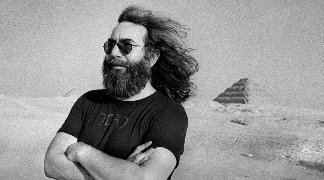 Jerry Garcia - The Grateful Dead