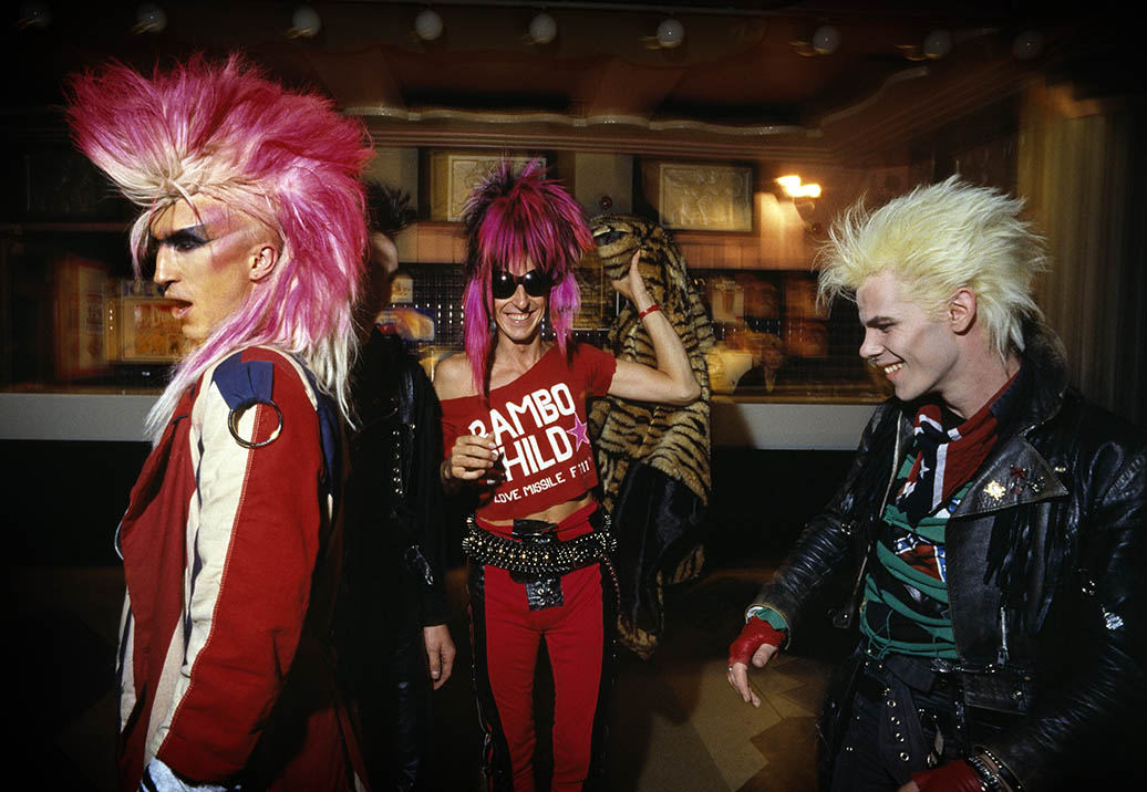 Sigue Sigue Sputnik - - Photographic Biography