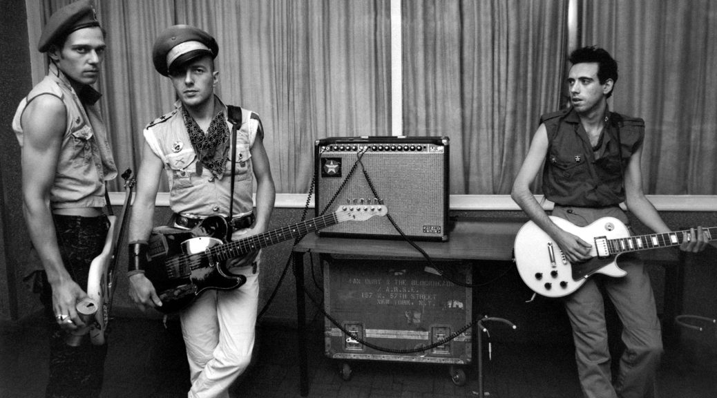 The Clash - Manchester Apollo