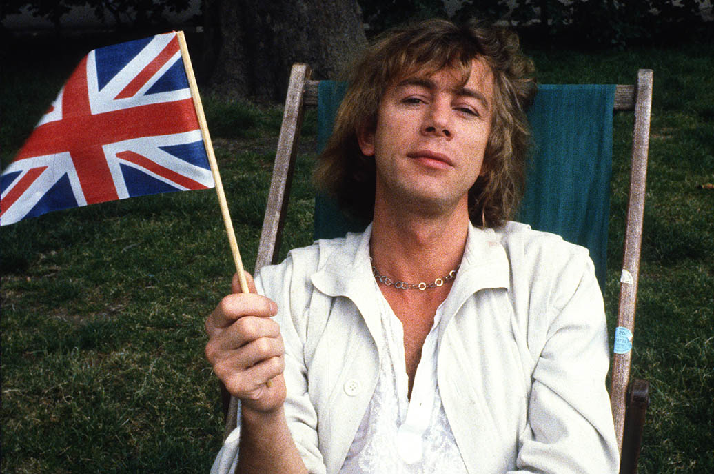 Kevin Ayers - - Adrian Boot's Photographic Biography