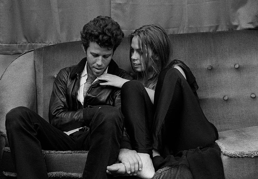 Tom Waits with Rickie Lee Jones - Photographic Biography