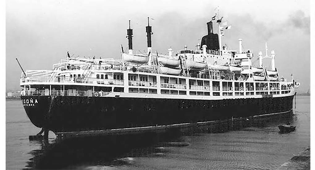 SS Begona - Adrian Boot's Photographic Biography