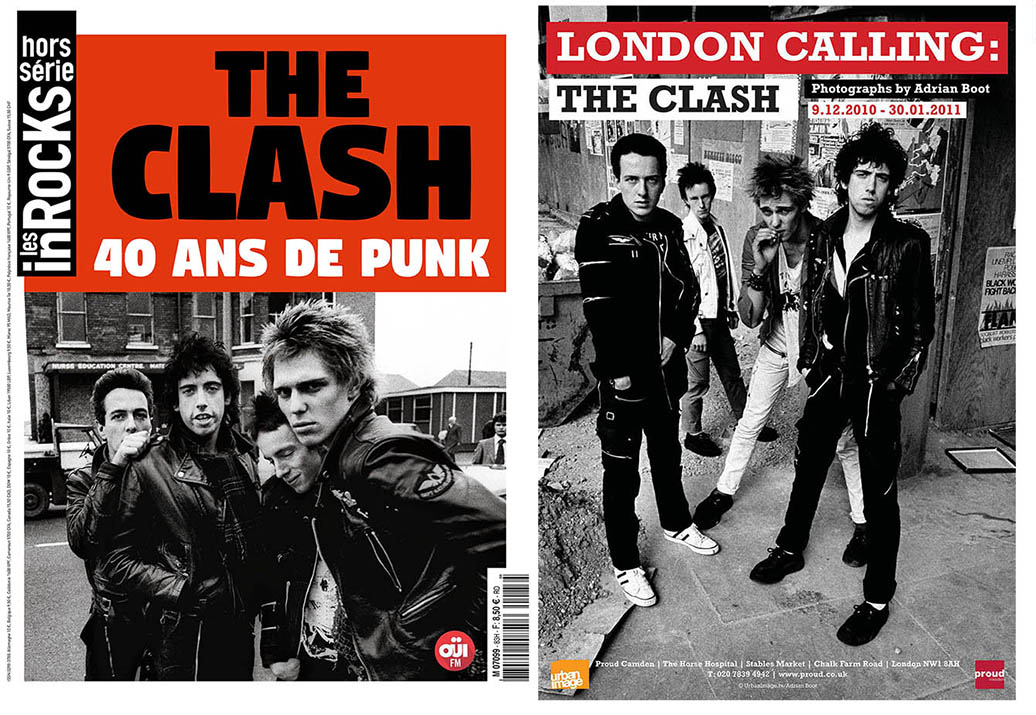 The Clash Music photography