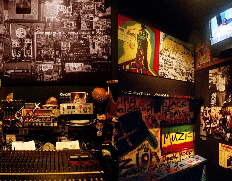 ReggaeXplosion in Ocho Rios Jamaica 2003