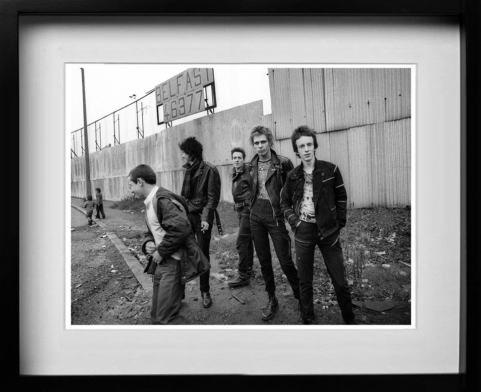 The Clash. A gallery of some of the years most popular prints