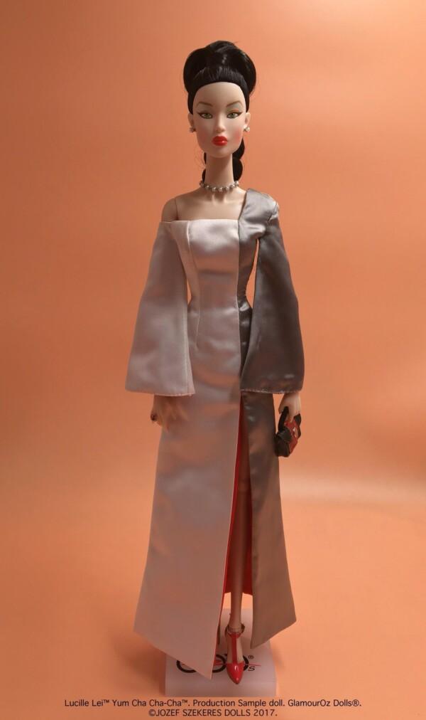 Lucille Lei Yum Cha Cha-Cha