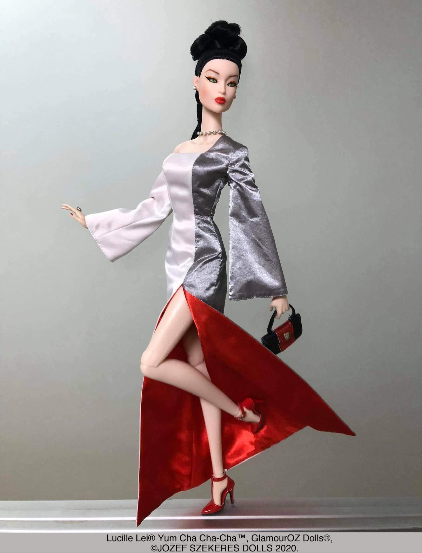 Glamouroz-Lucille-Lei-Yum-Cha-Cha-Cha