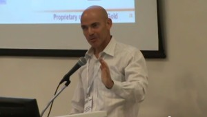 """תא""""ל (מי""""ל) ד""""ר דני גולד בכנס החדשנות באקדמית תל אביב יפו, צילום: """"סטטוס"""""""
