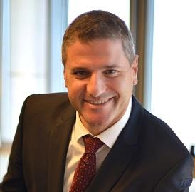 """ליאור אביב, מנהל מכירות ללקוחות אסטרטגיים, Blue coat ישראל, צילום: יח""""צ"""