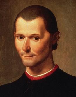 מקיאוולי (1469-1527), ציור: וויקיפדיה