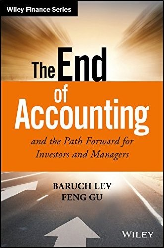 https://www.amazon.com/Accounting-Forward-Investors-Managers-Finance/dp/B01H4C5OQ6/ref=sr_1_1?s=books&ie=UTF8&qid=1475398997&sr=1-1&keywords=Lev+end+of+accounting