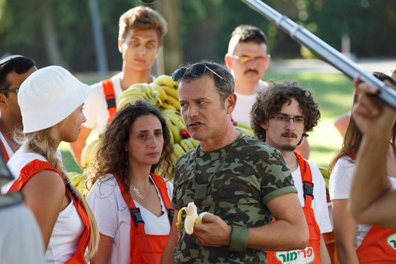 """הויברגר בקמפיין החדש של פרימור, צילום: יח""""צ"""