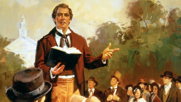 History of The Mormons