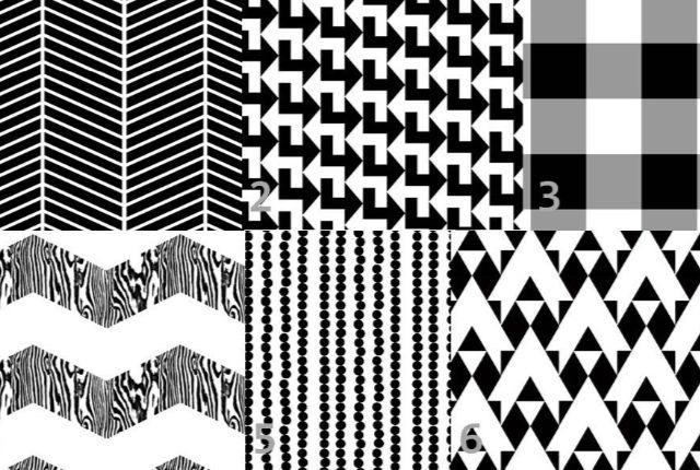 Grafische Drucke – Ein Modetrend im Frühjahr/Sommer 2013