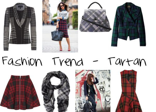 Tartan – A Fashion Trend Autumn/Winter 2013/2014