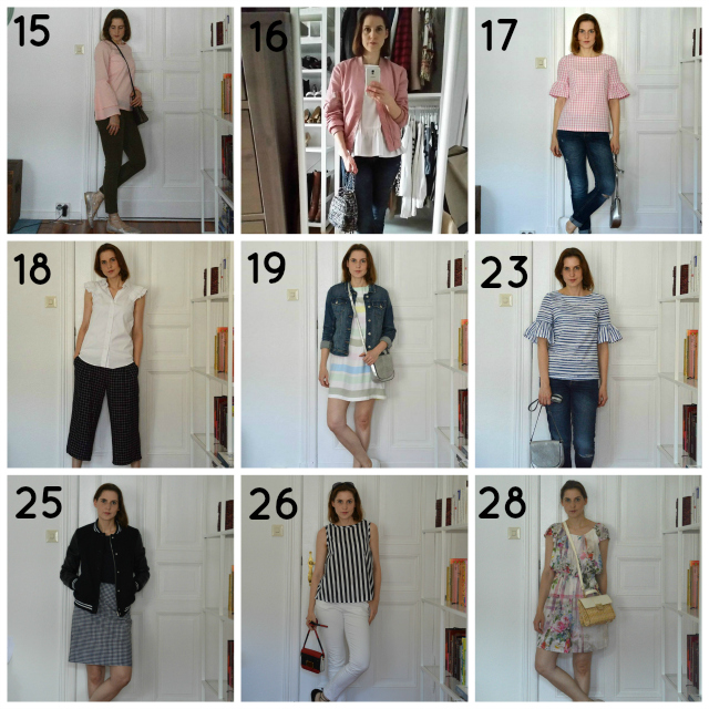 Last days of Me Made May 2017 outfits ... Sewionista.com ... Sewing ... Slow Fashion ... DIY ... Blog