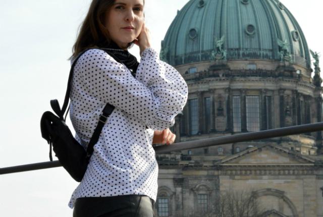 Berliner Dom, Berlin – Pünktchen & Bluse