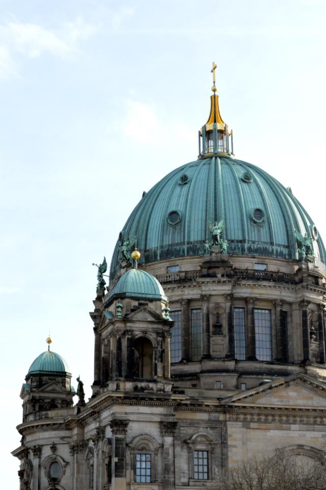 Berliner Dom, Berlin ... Sewionista.com ... Nähen ... Slow Fashion ... DIY