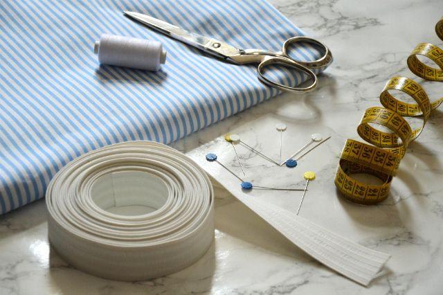 Einfache Anleitung für Nähanfänger - Schneller Stufenrock ... Sewionista.com ... Sewing ... Slow Fashion ... DIY ... Blog