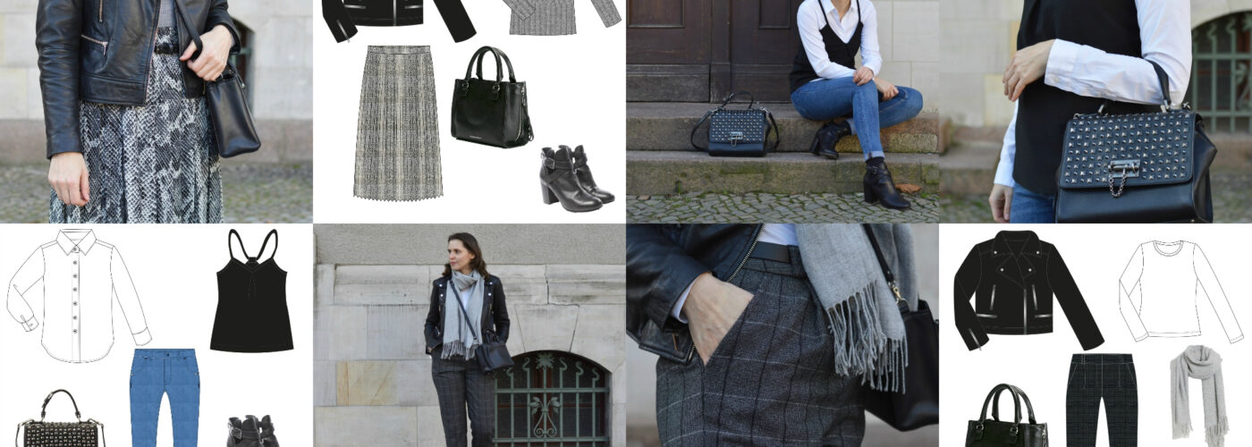 Capsule Wardrobe Winter 2019 – Die vierte Woche