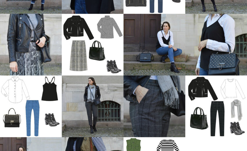 Capsule Wardrobe Winter 2019 – Week 4
