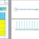 Strip Footing Design Excel Spreadsheet1