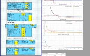 End Plate Connection Design Excel - Web Combined Stiffeners 2