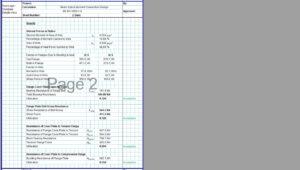 Moment Connection Design Spreadsheet - Beam Splice 3