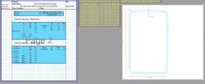 Steel Beam Design Spreadsheet - RHS2