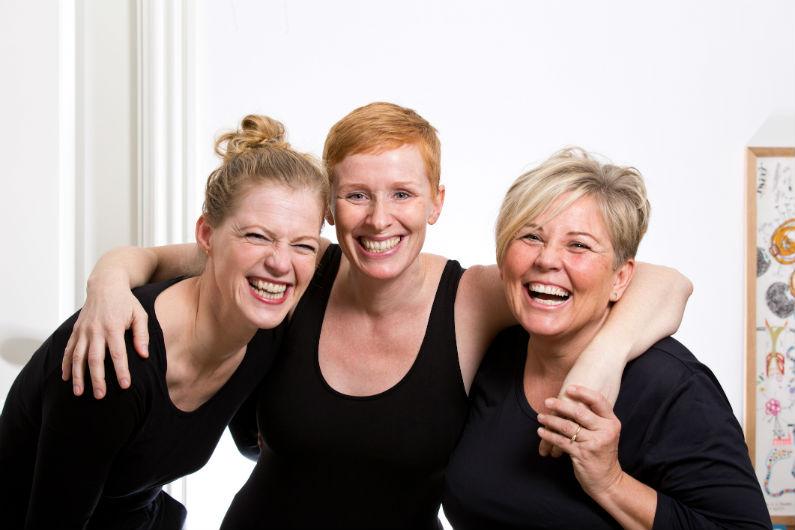 totum kropsterapi kropsterapeut behandlerteam Siff Storm