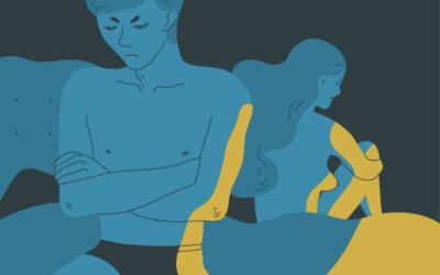 Brevkasse: Jeg kan ikke blive våd under sex!