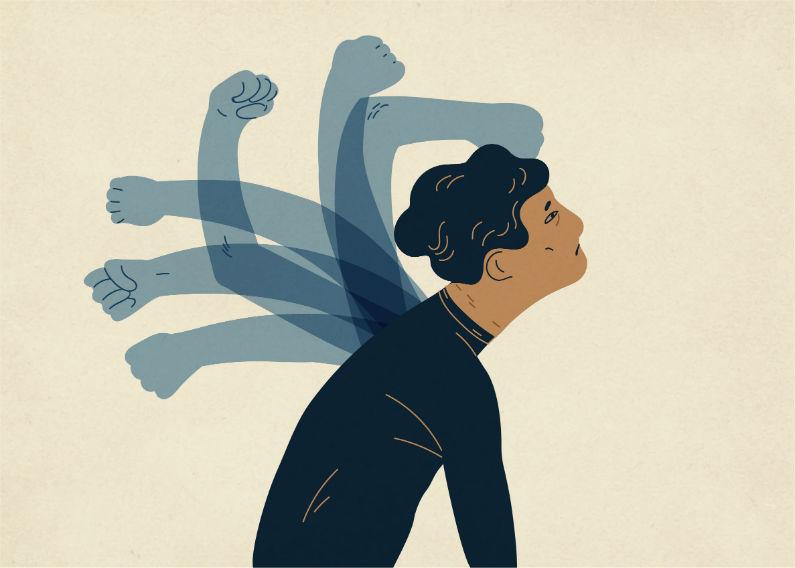 Selvskade er løsningen på et problem