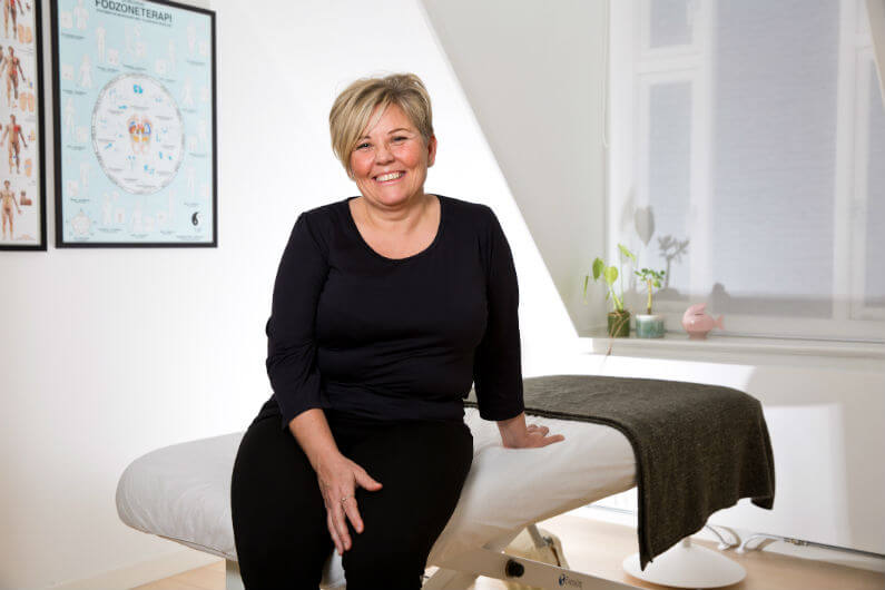 Totum kropsterapi kropsterapeut Heidi Rasmussen