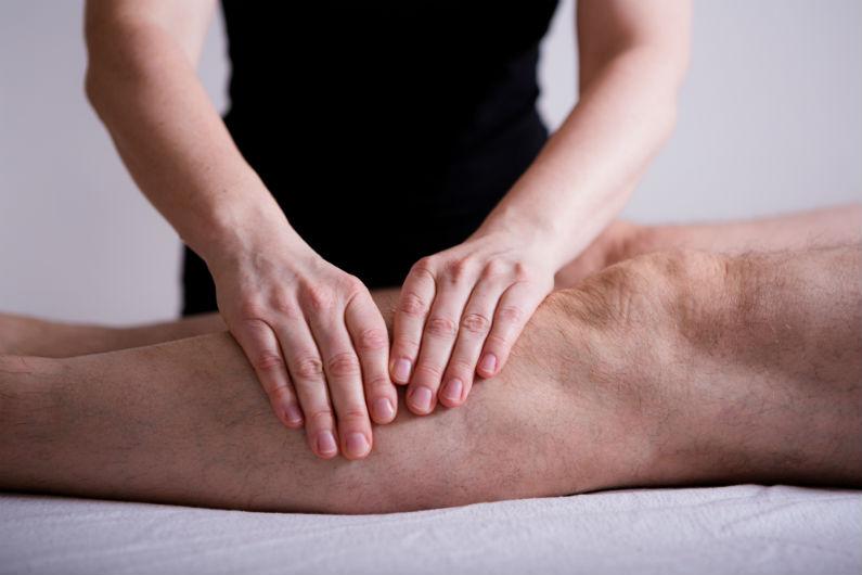totum kropsterapi behandling ben